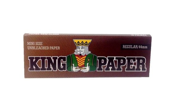 Seda King Paper Unbleached Mini Size