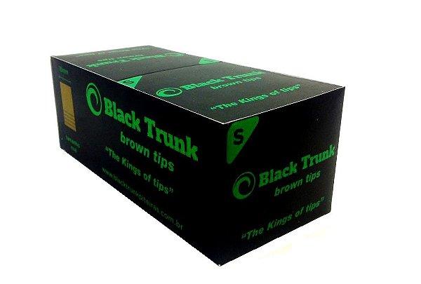 Piteira de Papel Black Trunk Brown Small - Box 20 un