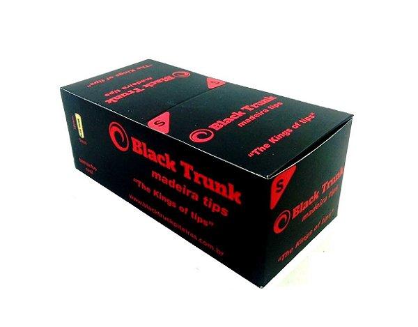 Piteira de Madeira Black Trunk  Small - Box 20 Un