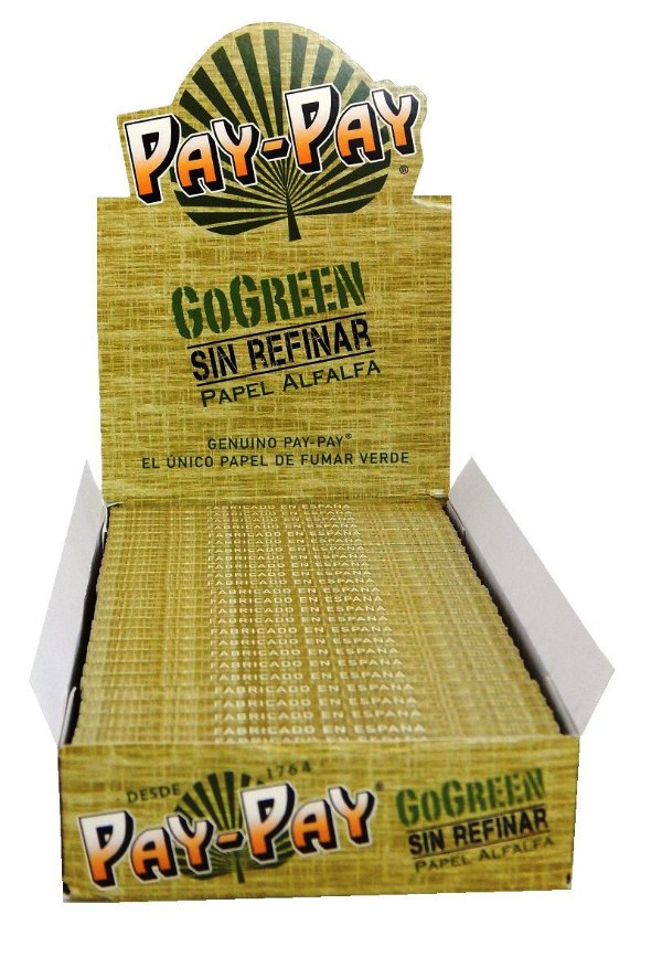 Seda Pay-Pay Go Green Mini Size - Box 25 un
