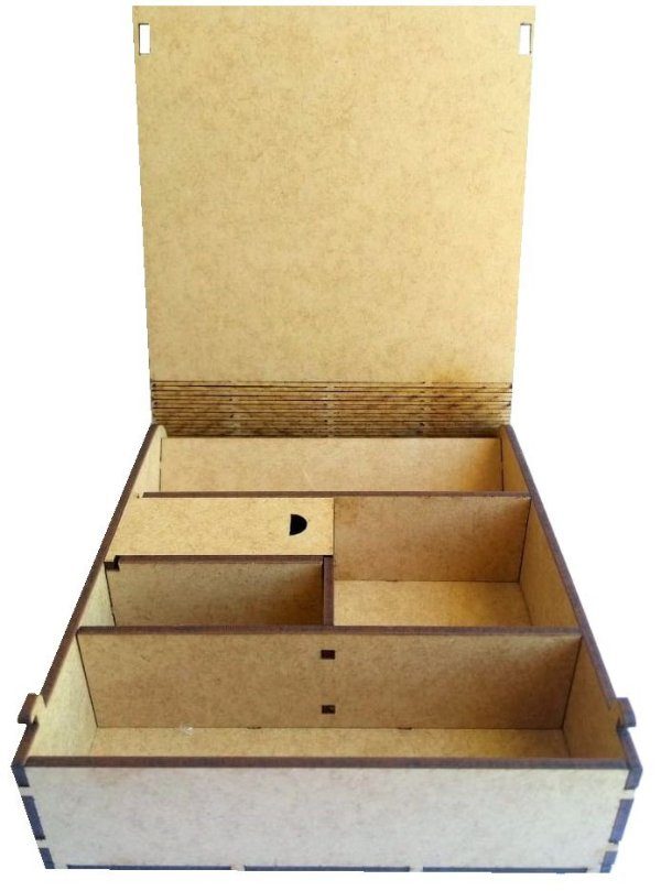 Caixa Save Box