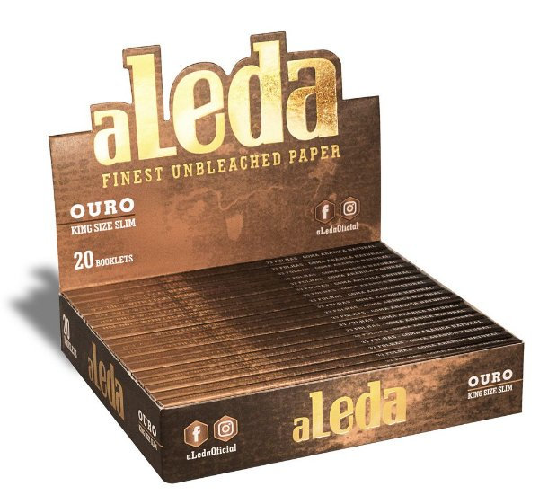 Seda aLeda Ouro Display
