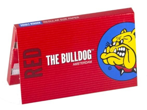 Seda The Bulldog Red - Double Pack