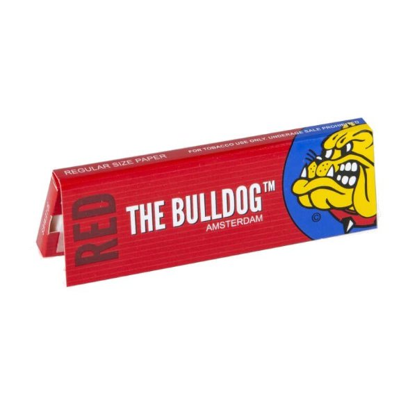 Seda The Bulldog RED mini size