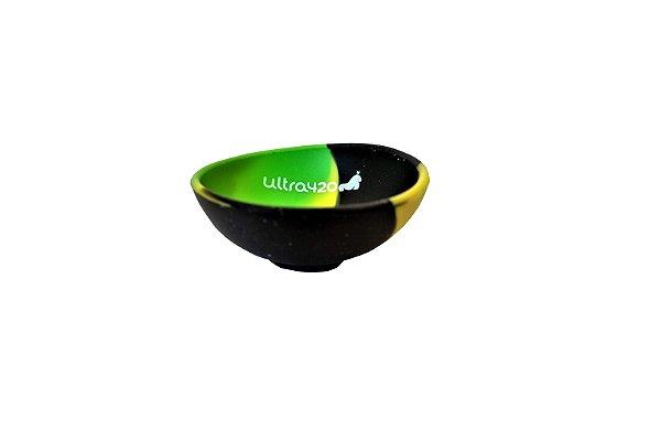 Mini Cuia de Silicone - Jamaica