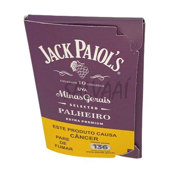 Cigarrilha de Palha Jack Paiols - Uva