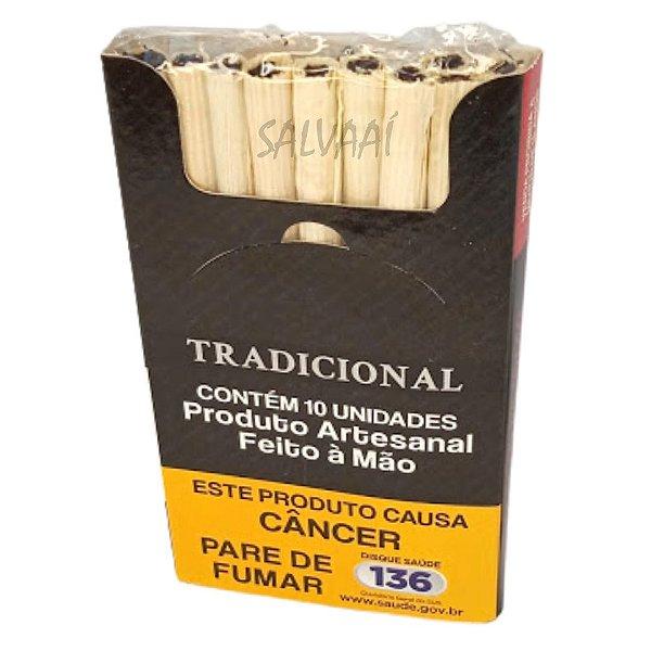 Cigarrilha de Palha Terra Tombada-Tradicional
