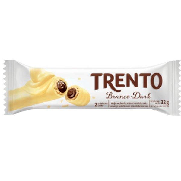 Chocolate Trento - Branco-Dark