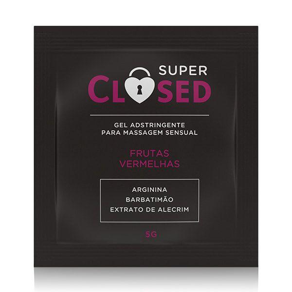 Sachê Super Closed Adstringente 5g A Sós