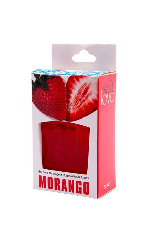 Gel Ice Morango 30ml
