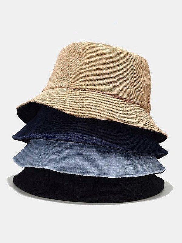 Bucket Hat Cotelê