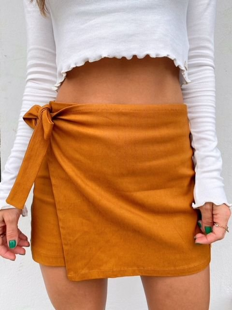 Shorts Marietta Ocre