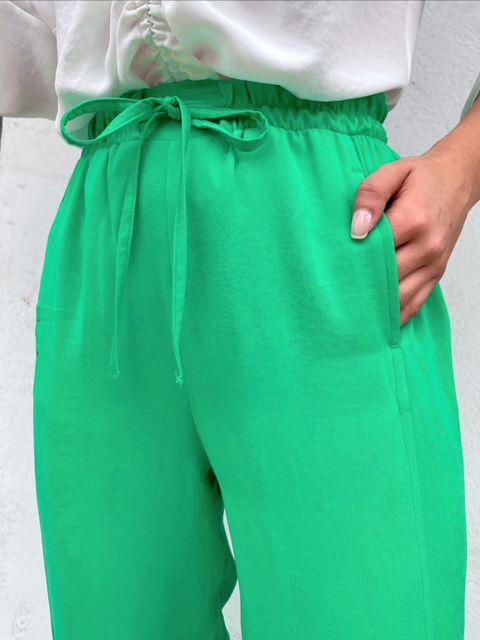 Calça Afrodite Verde Bandeira