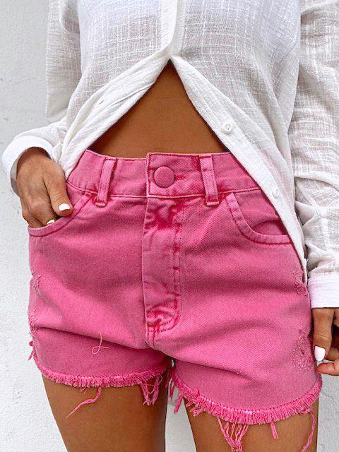 Shorts Manu Iogurte