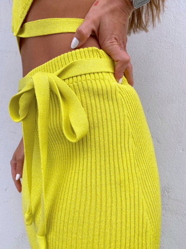 Saia Lápis Dolce Citronela