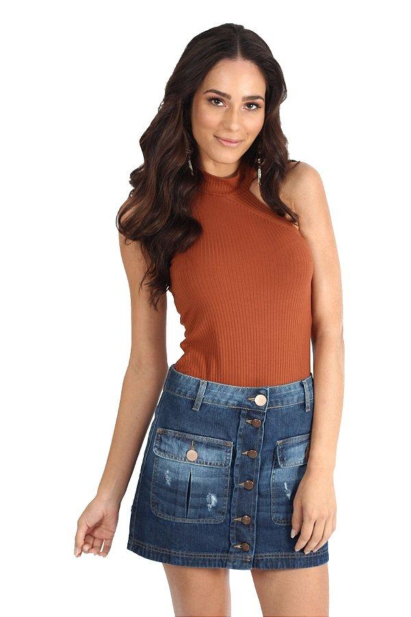 Saia Jeans Chloe Vintage
