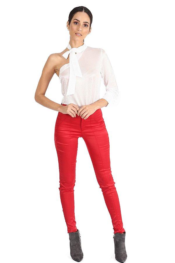 Calça Skinny Red Tommy