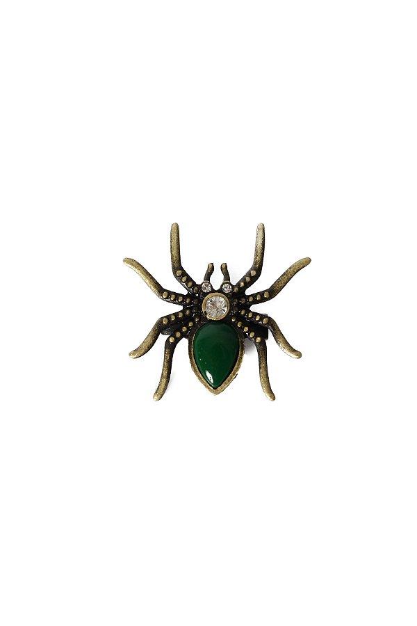 Prendedor Aranha