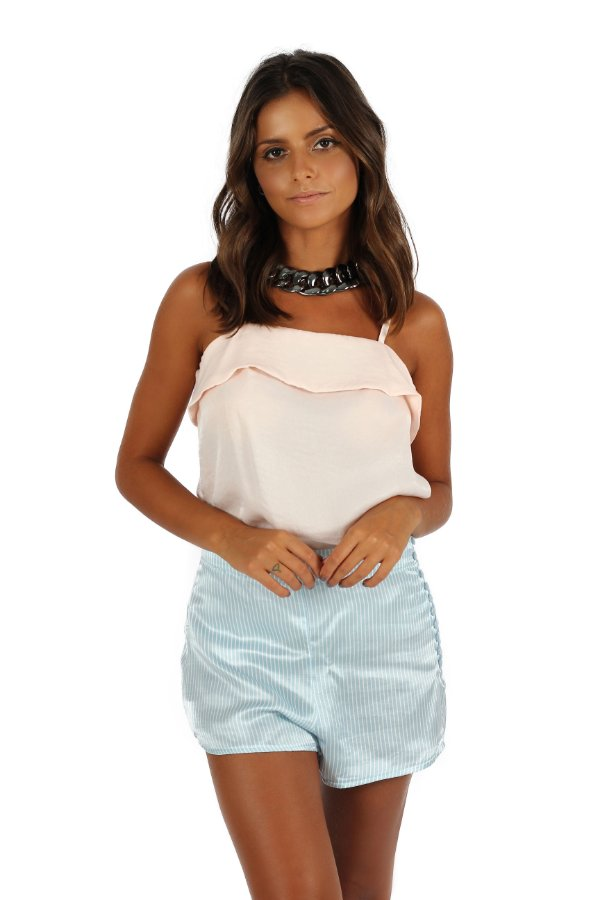 Shorts Stripe Seda