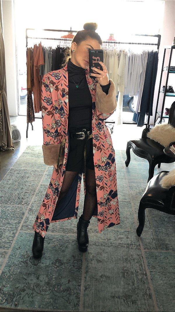 Maxi Kimono Realeza