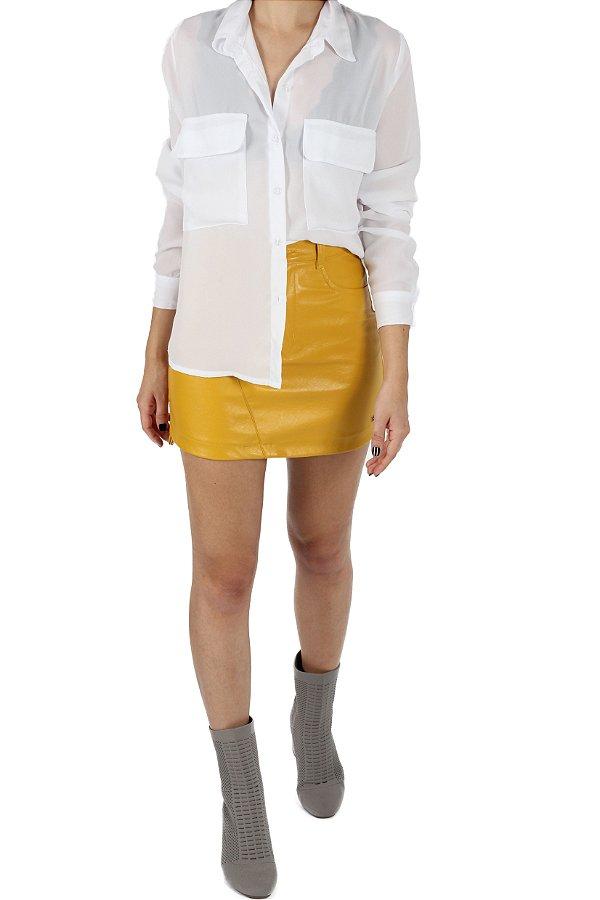 Camisa Glória Branca