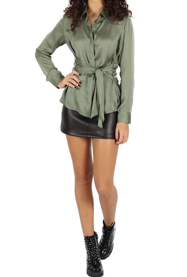 Camisa Lancelote Oliva