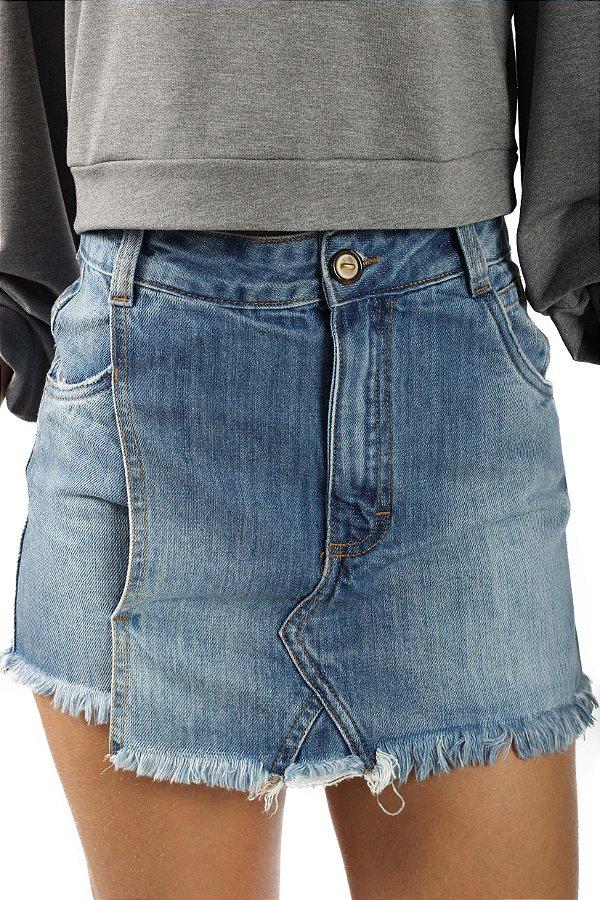 Shorts Saia Jeans Gabanna