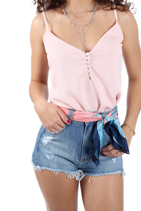 Blusa Forever Candy