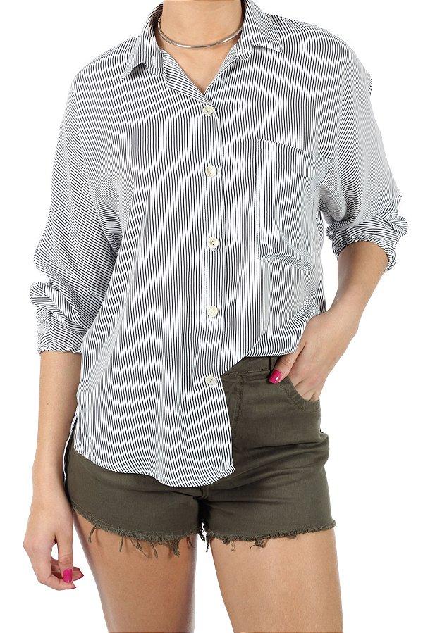 Camisa Mousse Stripe