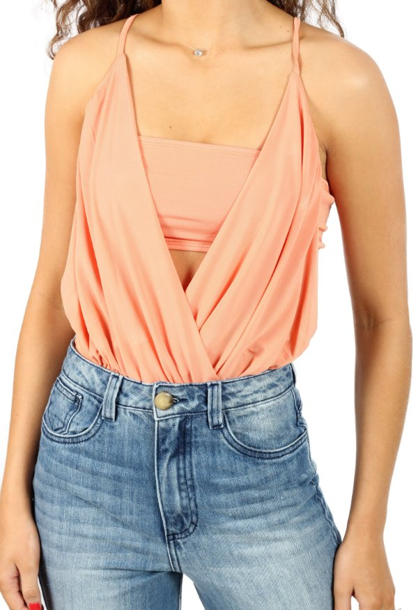 Body Top Coral