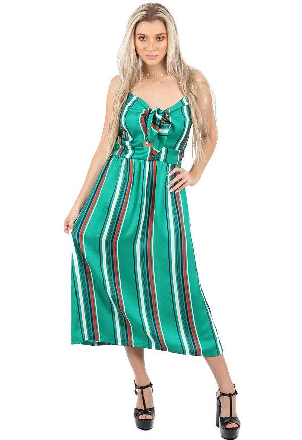 Vestido Maresia Verde
