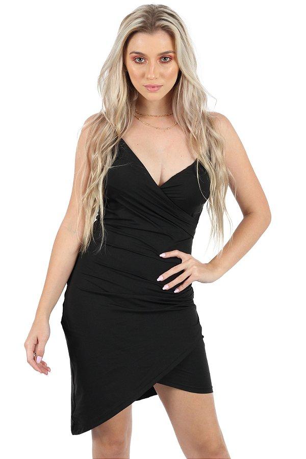 Vestido Dash Preto