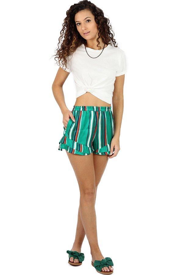 Shorts Eataly Verde