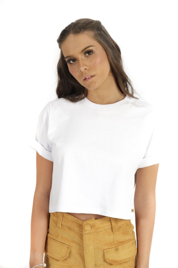 T- shirt Cropped 4ever