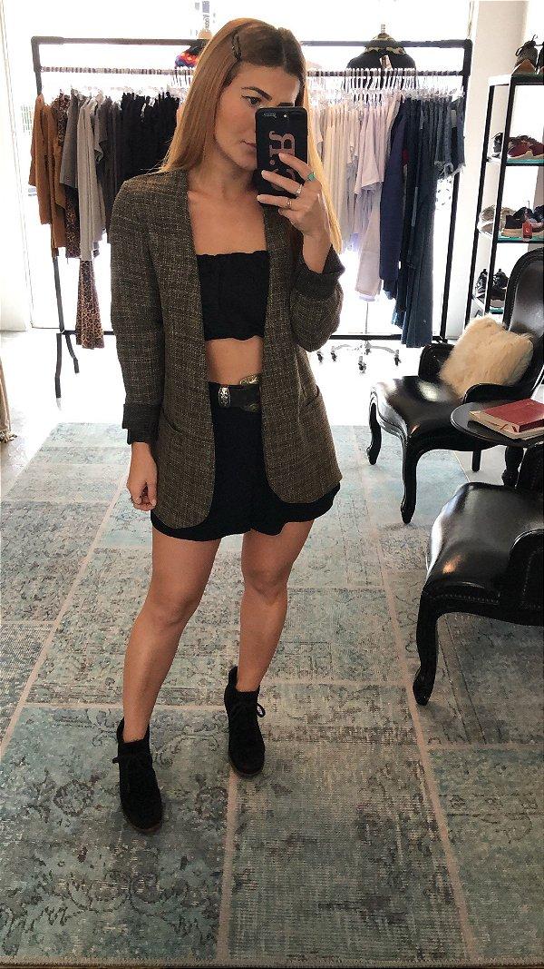 Maxi Blazer Original Tweed
