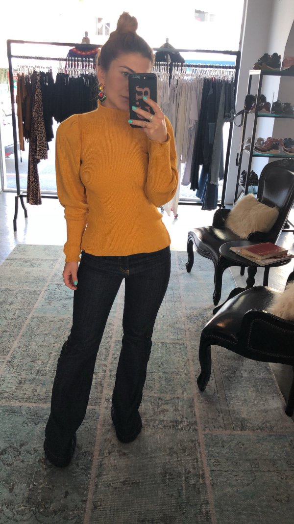 Calça Jeans Flare Roma