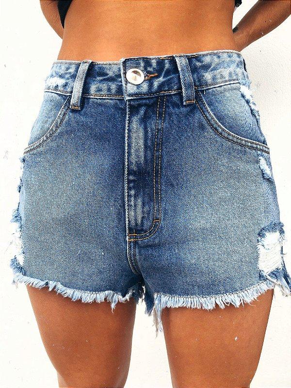 Shorts Denim Paola