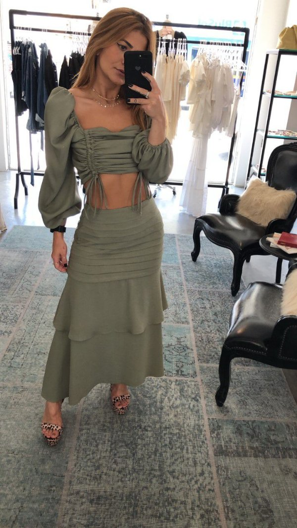 Cropped Bia Verde