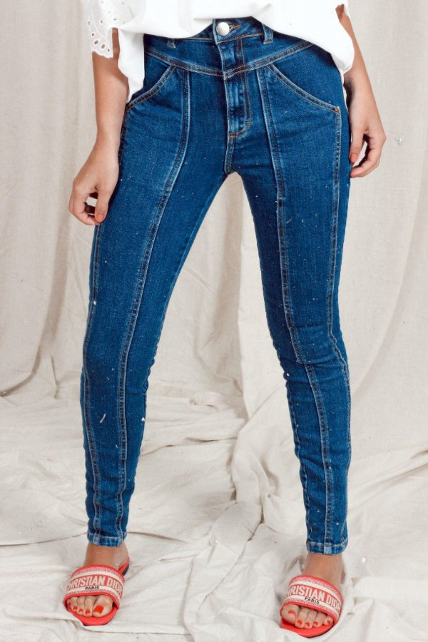 Calça Jeans Monalisa