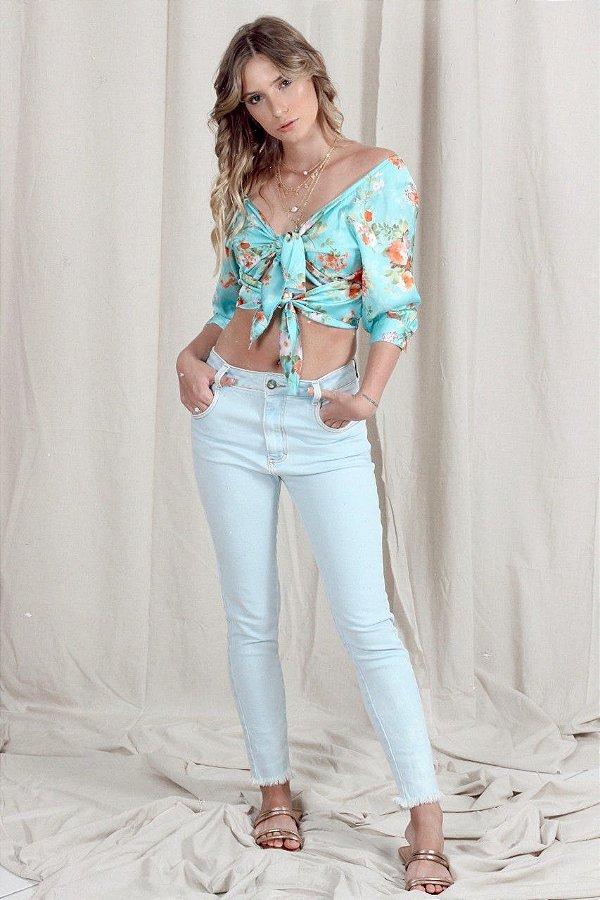 Calça Jeans Bag Light