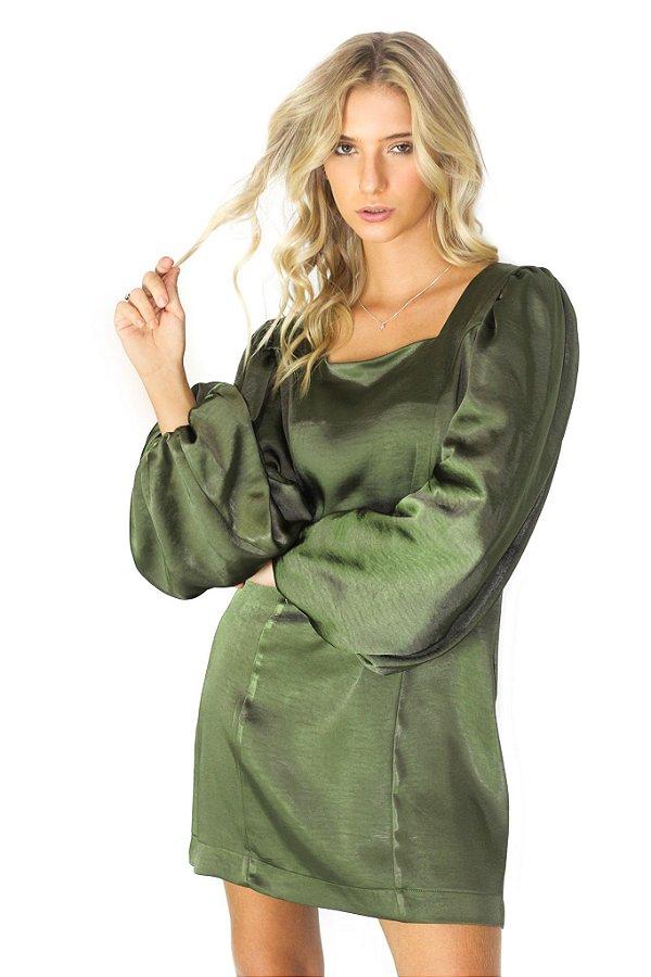 Vestido Bianca Verde