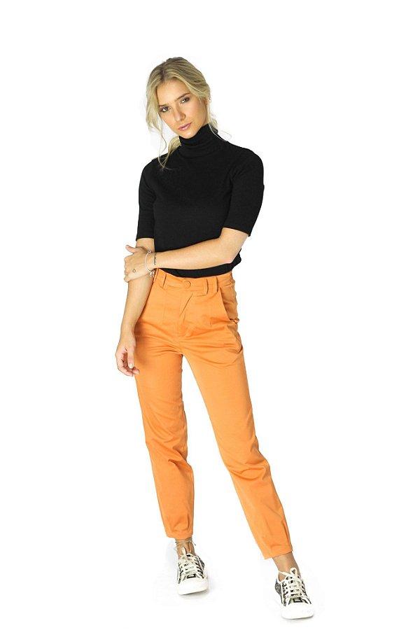 Calça Carrot Orange