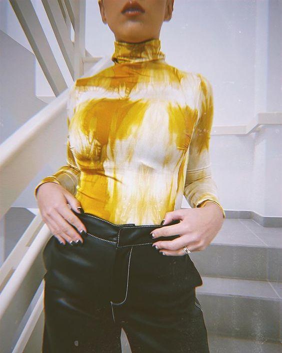 Blusa Jewel Tie-Dye