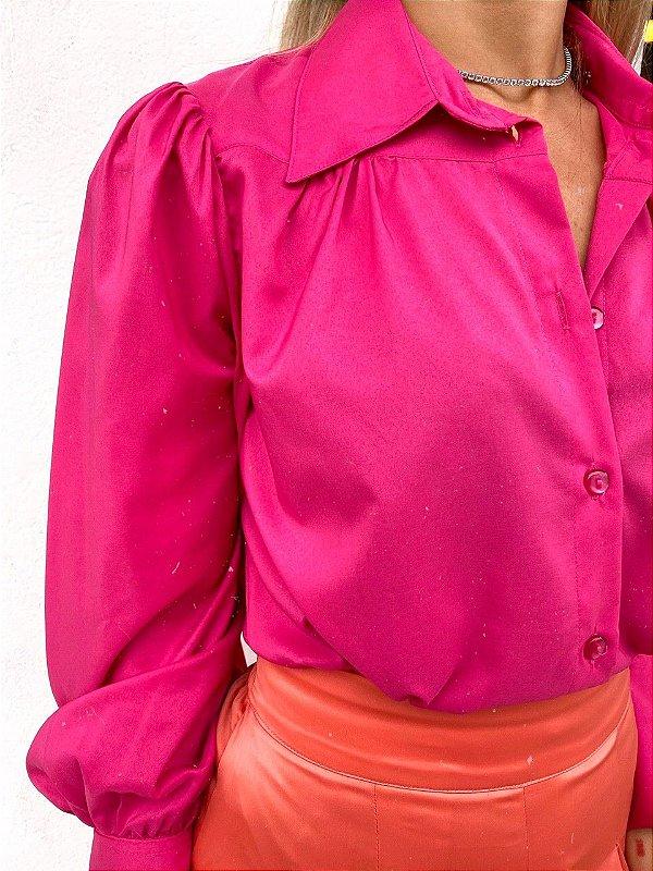 Camisa Havanna Pink