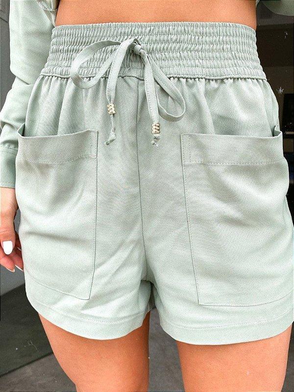 Shorts Vogue Verde