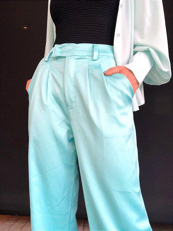 Calça Alfaiataria Vitória Tiffany