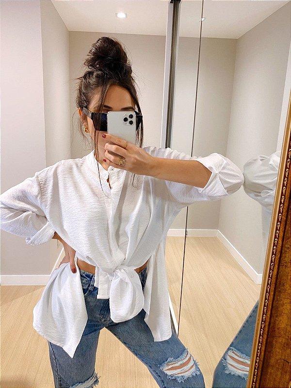 Camisa Versatilidade Branca
