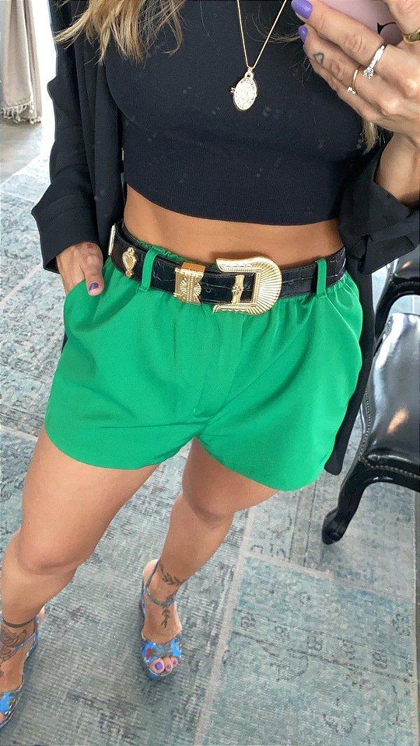 Shorts Babaloo Verde