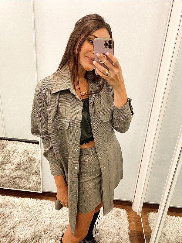 Maxi Camisa Cindy