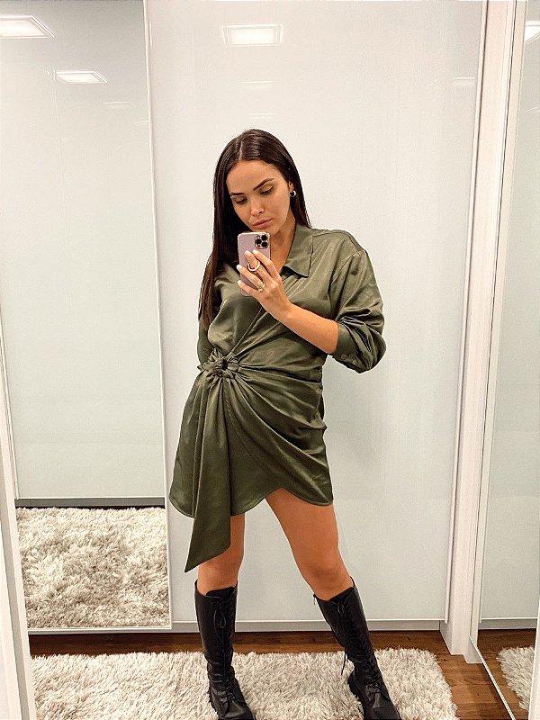Vestido Veronica Verde